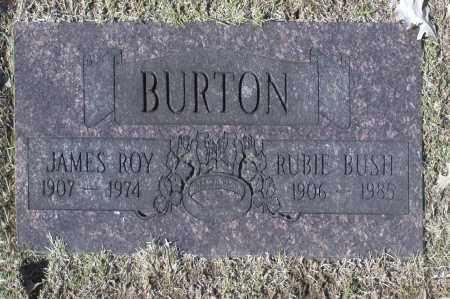 BURTON, JAMES ROY - Washington County, Oklahoma   JAMES ROY BURTON - Oklahoma Gravestone Photos