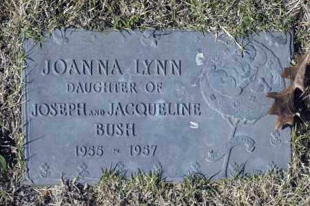 BUSH, JOANNA LYNN - Washington County, Oklahoma | JOANNA LYNN BUSH - Oklahoma Gravestone Photos