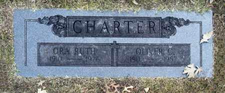 CHARTER, ORA RUTH - Washington County, Oklahoma | ORA RUTH CHARTER - Oklahoma Gravestone Photos