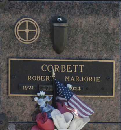 CORBETT, ROBERT - Washington County, Oklahoma | ROBERT CORBETT - Oklahoma Gravestone Photos