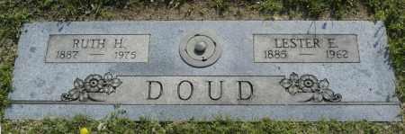 DOUD, RUTH H. - Washington County, Oklahoma | RUTH H. DOUD - Oklahoma Gravestone Photos