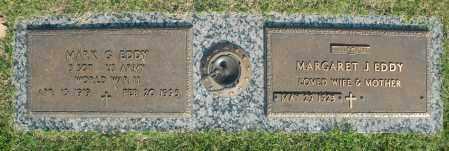 EDDY, MARK G. - Washington County, Oklahoma   MARK G. EDDY - Oklahoma Gravestone Photos