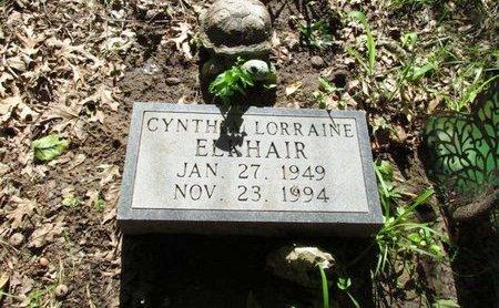 ELKHAIR, CYNTHIA - Washington County, Oklahoma | CYNTHIA ELKHAIR - Oklahoma Gravestone Photos