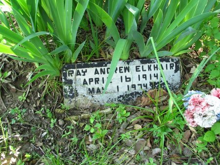 ELKHAIR, RAY - Washington County, Oklahoma | RAY ELKHAIR - Oklahoma Gravestone Photos