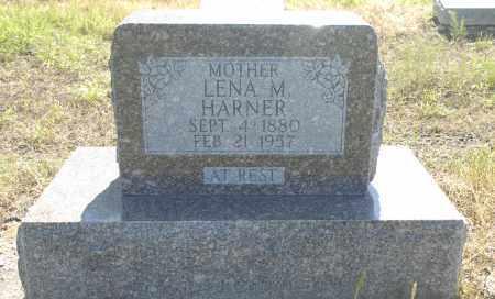 HARNER, LENA M. - Washington County, Oklahoma | LENA M. HARNER - Oklahoma Gravestone Photos