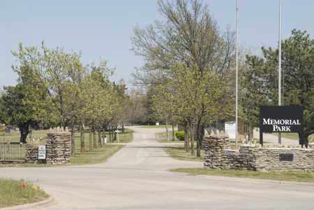 *.*, MAIN ENTRANCE - Washington County, Oklahoma | MAIN ENTRANCE *.* - Oklahoma Gravestone Photos