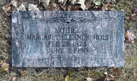 HOLT, MARGARET ELEANOR - Washington County, Oklahoma | MARGARET ELEANOR HOLT - Oklahoma Gravestone Photos