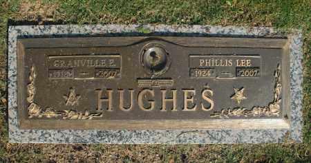 HUGHES, GRANVILLE E. - Washington County, Oklahoma | GRANVILLE E. HUGHES - Oklahoma Gravestone Photos
