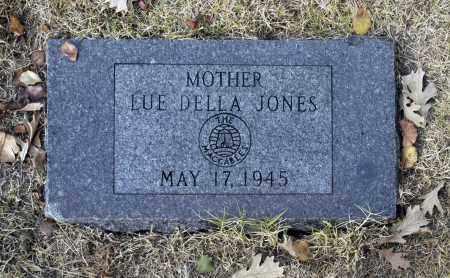 JONES, LUE DELTA - Washington County, Oklahoma | LUE DELTA JONES - Oklahoma Gravestone Photos