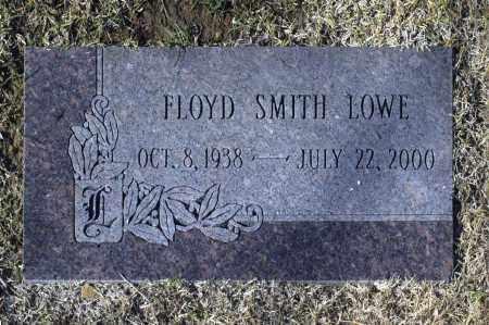 LOWE, FLOYD SMITH - Washington County, Oklahoma | FLOYD SMITH LOWE - Oklahoma Gravestone Photos