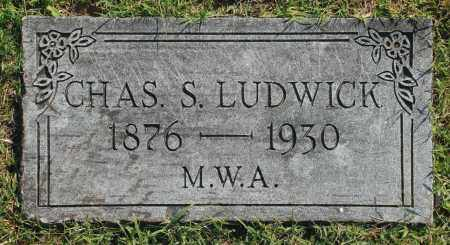 LUDWICK, CHAS. S. - Washington County, Oklahoma | CHAS. S. LUDWICK - Oklahoma Gravestone Photos
