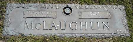MCLAUGHLIN, MARGARET - Washington County, Oklahoma   MARGARET MCLAUGHLIN - Oklahoma Gravestone Photos