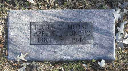 MLORSE, FLORA G - Washington County, Oklahoma   FLORA G MLORSE - Oklahoma Gravestone Photos