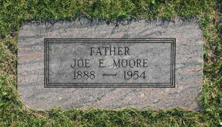 MOORE, JOE E. - Washington County, Oklahoma | JOE E. MOORE - Oklahoma Gravestone Photos