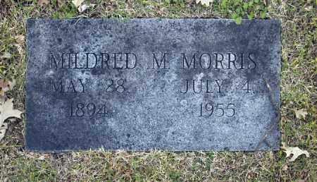 MORRIS, MILDRED M - Washington County, Oklahoma | MILDRED M MORRIS - Oklahoma Gravestone Photos