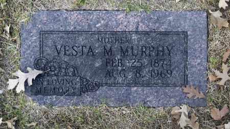 MURPHY, VESTA M - Washington County, Oklahoma   VESTA M MURPHY - Oklahoma Gravestone Photos