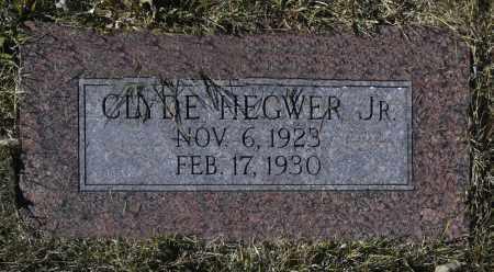 HEGWER, CLYDE JR. - Washington County, Oklahoma | CLYDE JR. HEGWER - Oklahoma Gravestone Photos
