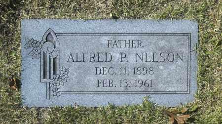 NELSON, ALFRED P - Washington County, Oklahoma   ALFRED P NELSON - Oklahoma Gravestone Photos