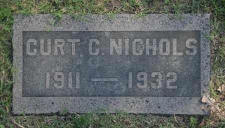 NICHOLS, CURT C. - Washington County, Oklahoma | CURT C. NICHOLS - Oklahoma Gravestone Photos