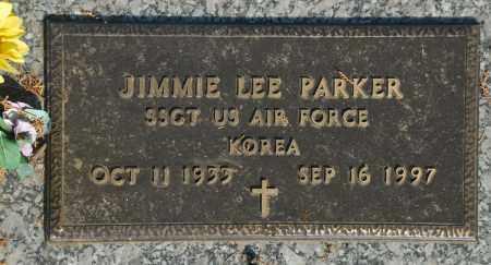 PARKER, JIMMIE LEE - Washington County, Oklahoma | JIMMIE LEE PARKER - Oklahoma Gravestone Photos