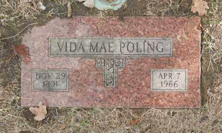 POLING, VIDA MAE - Washington County, Oklahoma | VIDA MAE POLING - Oklahoma Gravestone Photos