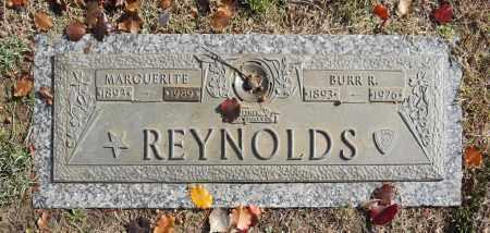REYNOLDS, BURR R - Washington County, Oklahoma   BURR R REYNOLDS - Oklahoma Gravestone Photos