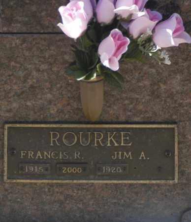 ROURKE, JIM A - Washington County, Oklahoma | JIM A ROURKE - Oklahoma Gravestone Photos