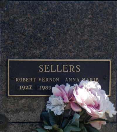 SELLERS, ROBERT VERNON - Washington County, Oklahoma   ROBERT VERNON SELLERS - Oklahoma Gravestone Photos
