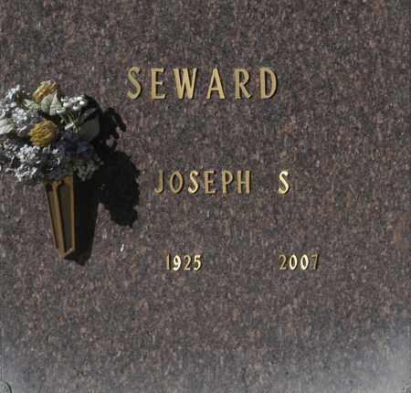SEWARD, JOSEPH S - Washington County, Oklahoma | JOSEPH S SEWARD - Oklahoma Gravestone Photos