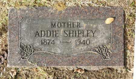 SHIPLEY, ADDIE - Washington County, Oklahoma   ADDIE SHIPLEY - Oklahoma Gravestone Photos
