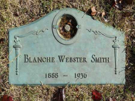 SMITH, BLANCHE - Washington County, Oklahoma   BLANCHE SMITH - Oklahoma Gravestone Photos