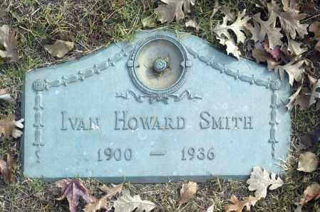 SMITH, IVAN HOWARD - Washington County, Oklahoma | IVAN HOWARD SMITH - Oklahoma Gravestone Photos