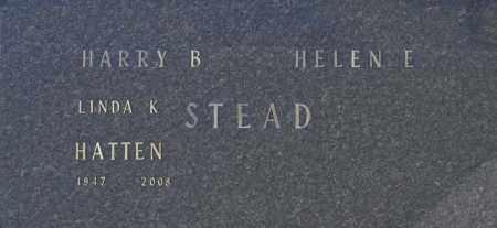 STEAD, HELEN E - Washington County, Oklahoma | HELEN E STEAD - Oklahoma Gravestone Photos