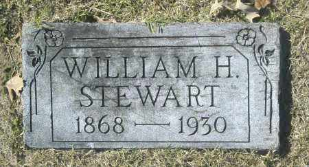 STEWART, WILLIAM H - Washington County, Oklahoma | WILLIAM H STEWART - Oklahoma Gravestone Photos
