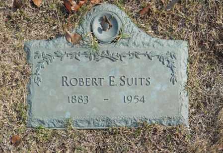 SUITS, ROBERT E - Washington County, Oklahoma   ROBERT E SUITS - Oklahoma Gravestone Photos