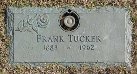 TUCKER, FRANK - Washington County, Oklahoma | FRANK TUCKER - Oklahoma Gravestone Photos