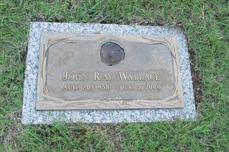 WALLACE, JOHN - Washington County, Oklahoma   JOHN WALLACE - Oklahoma Gravestone Photos