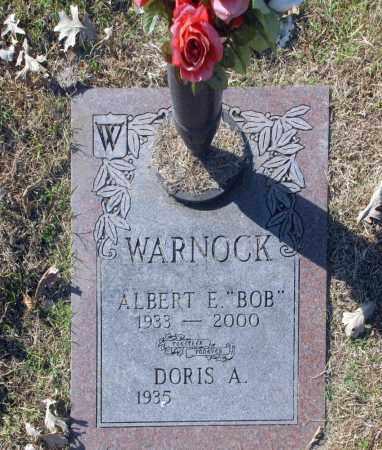 WARNOCK, DORIS A - Washington County, Oklahoma | DORIS A WARNOCK - Oklahoma Gravestone Photos