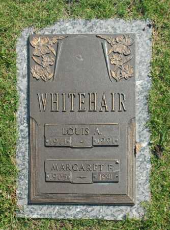 WHITEHAIR, MARGARET E. - Washington County, Oklahoma | MARGARET E. WHITEHAIR - Oklahoma Gravestone Photos