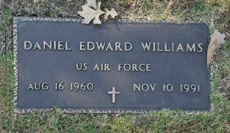 WILLIAMS (VETERAN), DANIEL EDWARD - Washington County, Oklahoma | DANIEL EDWARD WILLIAMS (VETERAN) - Oklahoma Gravestone Photos