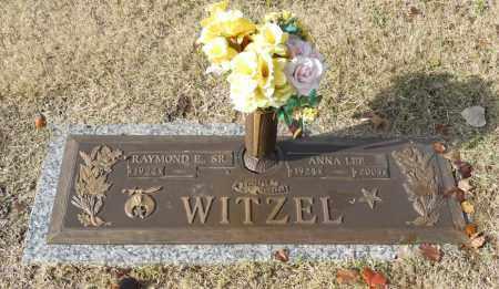 WITZEL, ANNA LEE - Washington County, Oklahoma   ANNA LEE WITZEL - Oklahoma Gravestone Photos