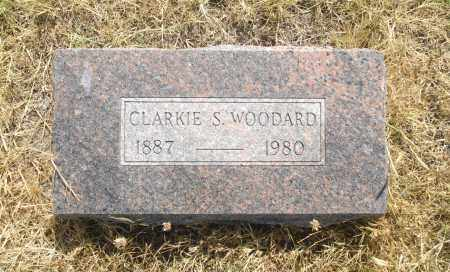WOODARD, CLARKIE S. - Washington County, Oklahoma | CLARKIE S. WOODARD - Oklahoma Gravestone Photos
