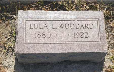 WOODARD, LULA L. - Washington County, Oklahoma | LULA L. WOODARD - Oklahoma Gravestone Photos