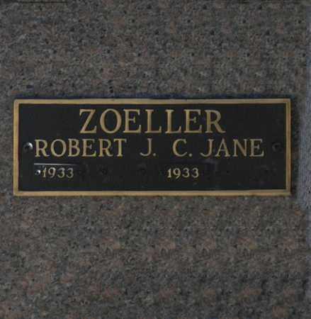 ZOELLER, ROBERT J - Washington County, Oklahoma | ROBERT J ZOELLER - Oklahoma Gravestone Photos