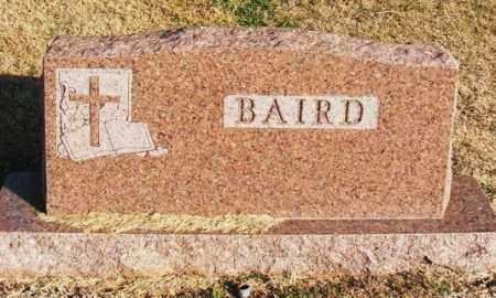 BAIRD, ALLINE - Washita County, Oklahoma | ALLINE BAIRD - Oklahoma Gravestone Photos