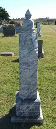 """BAUCUM, DAVID """"DEE"""" TAYLOR - Washita County, Oklahoma   DAVID """"DEE"""" TAYLOR BAUCUM - Oklahoma Gravestone Photos"""