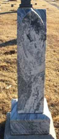 BAUCUM, IZORAH - Washita County, Oklahoma | IZORAH BAUCUM - Oklahoma Gravestone Photos