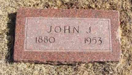 BEECH, JOHN J - Washita County, Oklahoma | JOHN J BEECH - Oklahoma Gravestone Photos