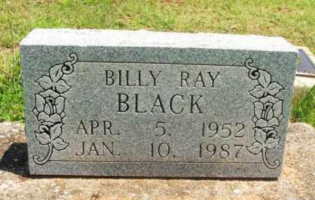 BLACK, BILLY RAY - Washita County, Oklahoma | BILLY RAY BLACK - Oklahoma Gravestone Photos