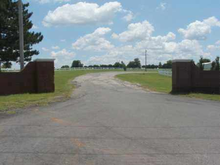*LAWNVIEW, *ENTRANCE - Washita County, Oklahoma | *ENTRANCE *LAWNVIEW - Oklahoma Gravestone Photos